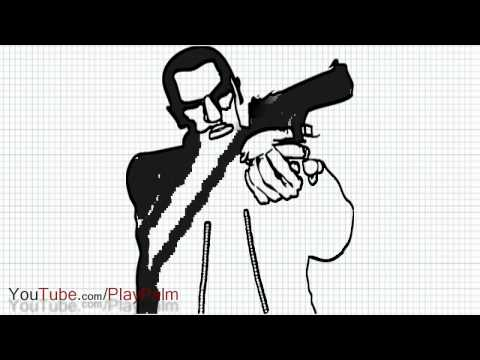gta how to draw niko belic video very easy drawing Every Cheat Code GTA 4