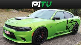 dodge charger hellcat von geigercars testfahrt review feat the bm