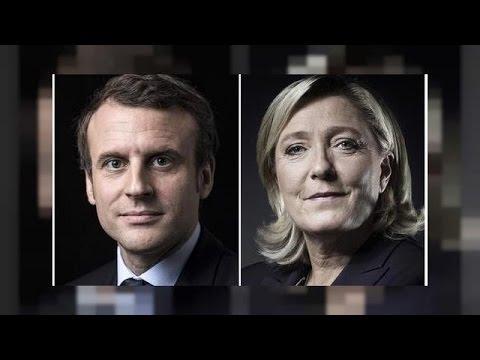 ماكرون ولوبين إلى الدور الثاني من الانتخابات الرئاسية الفرنسية  - نشر قبل 15 دقيقة
