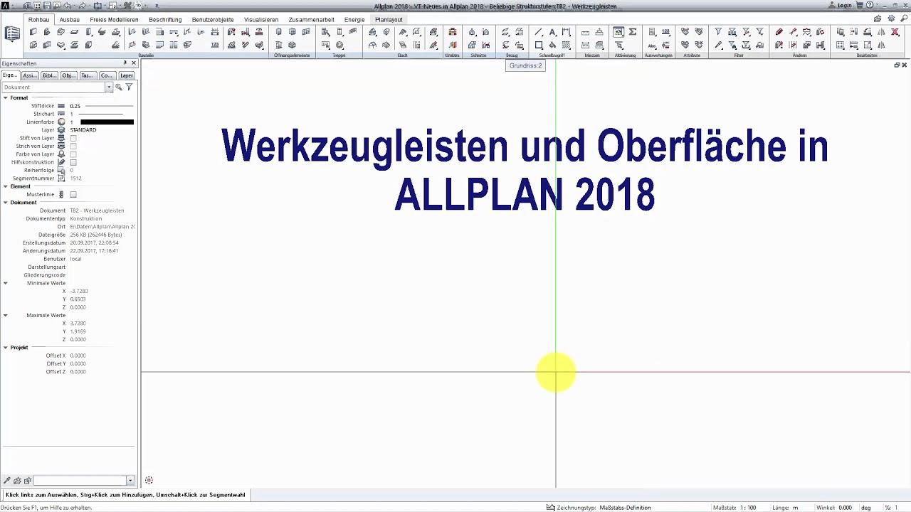 allplan 2018
