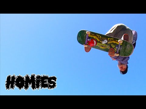 HOMIES Ep.9: Super Session