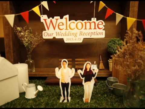 カウントダウン ムービー 結婚 式