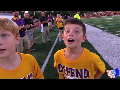 '17 Ohio Football Avon vs Midview