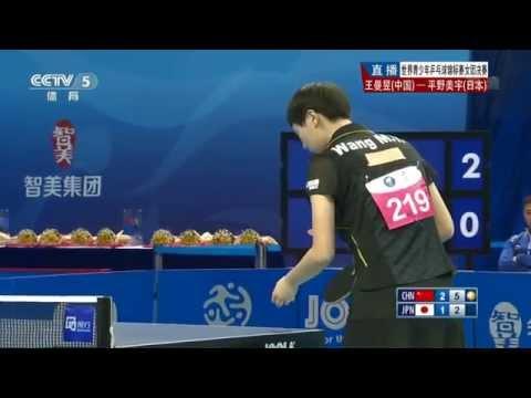 2017 Qatar Open (WS-R32) WANG Manyu Vs ISHIKAWA Kasumi ...   Doovi