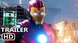 PS4 - Marvel's Avengers Gameplay 4K (2020)