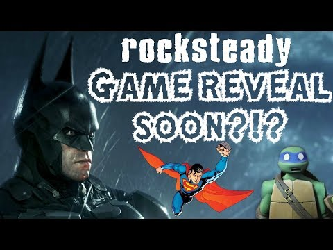 ROCKSTEADY'S NEW GAME REVEAL SOON?!? What Are They Making?