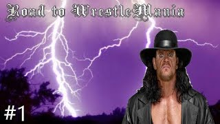 Smackdown VS RAW 2009 - Road to WrestleMania - Undertaker #1 (Repload)
