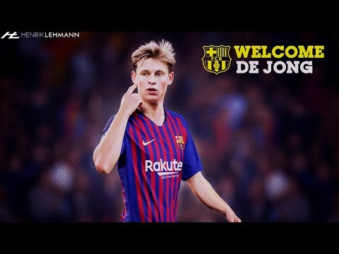 Frenkie de Jong - Welcome to FC Barcelona | 2019
