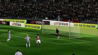 FIFA 09 PC goals
