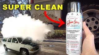 SEAFOAM SPRAY - SUPER CLEAN Your Motor!
