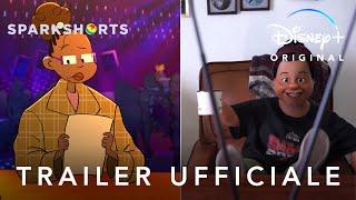 Disney+ | Pixar SparkShorts: Vent'anni e Nona - Trailer Ufficiale