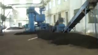 Bio organic fertilizer granules production line