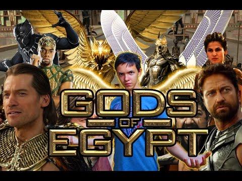 Боги тупизма (Обзор на фильм Боги Египта)