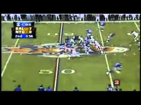 Super Bowl XXV- Baltimore Ravens- Born To Conform