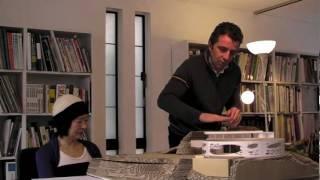 新建築2011年1月号 WEB連動企画 「VR邸」シィエル・ルージュ・クレアシオン