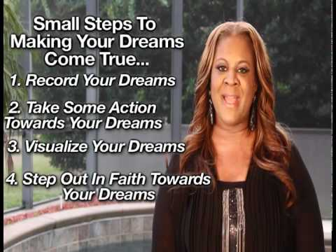 Stacia Pierce TV Believing In Your Dreams