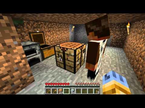 Minecraft   Survival Island COOP  Ft. Lew mo  Part 1