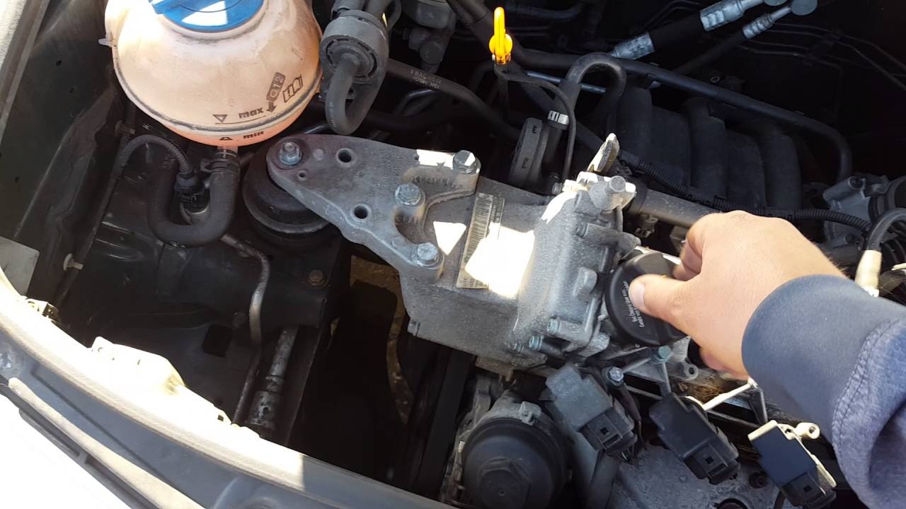 Контрактный двигатель Volkswagen (Фольксваген) 1.2 AWY / BMD | Где купить? | Тест мотора