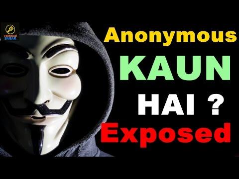 [Hindi] Aakhir Kaun Log Hai Anonymous ? | International Hacktivists Explained