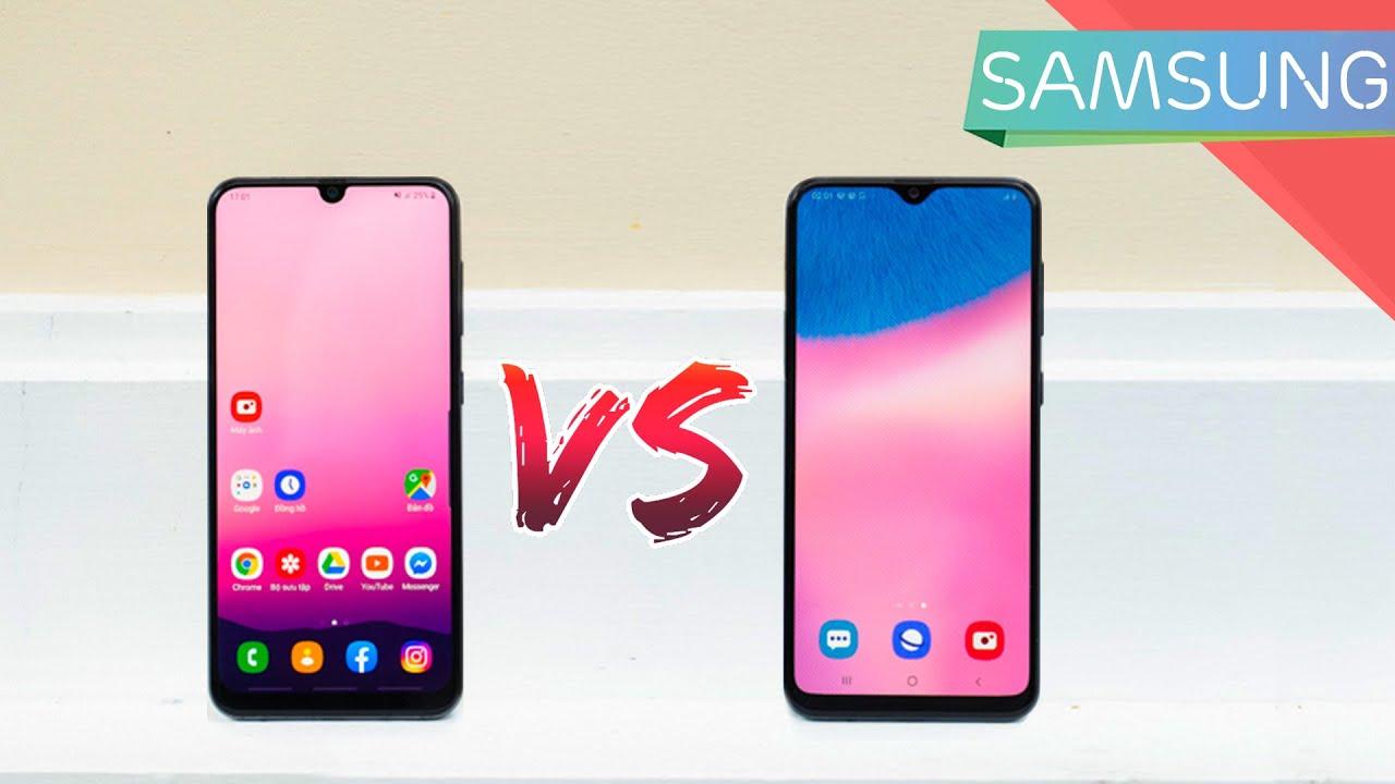 So sánh Samsung A50s và Galaxy A30s: Chọn máy nào?