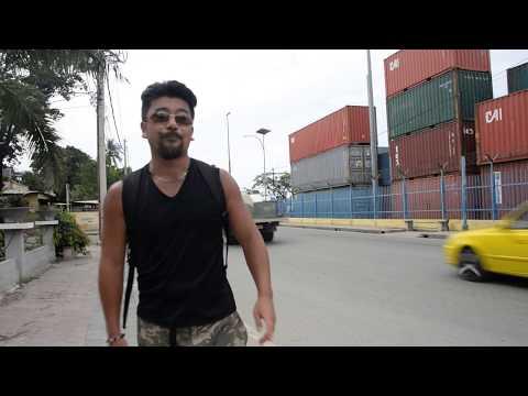 アキーラさん観察②東ティモール・ディリ・貿易港! port of Dili in East Timor