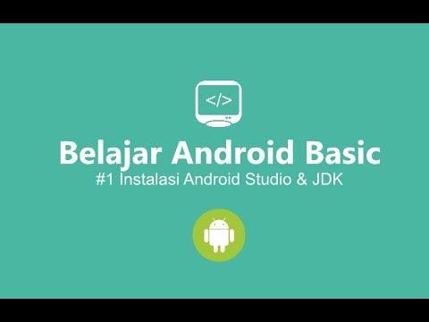Cara Instal Android Studio Dan Java