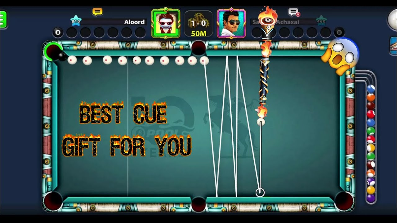 8 ball pool - This braid is a gift for you + Berlin Platz