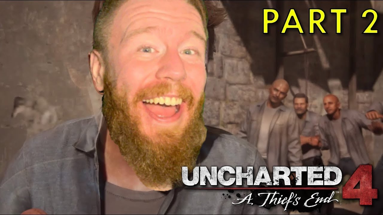 Download Reaction to Uncharted 4 part 2
