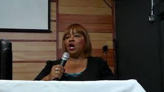 Mother Sharon:  let us walk in deliverance  2/2