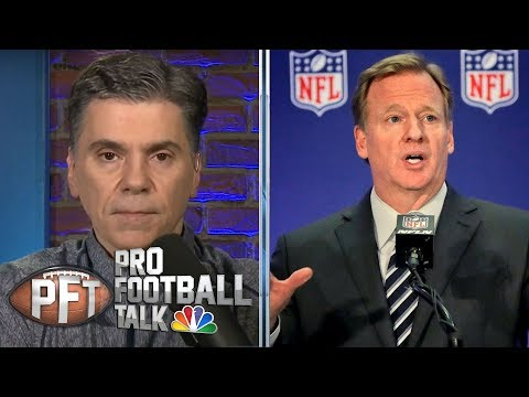 Why NFL Should Release 2020 Schedule After Draft | Pro Football Talk | NBC Sports