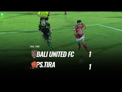 [Pekan 23] Cuplikan Pertandingan Bali United FC vs PS. TIRA, 24 September 2018