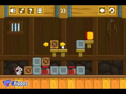 Cheese Barn Levels Pack - HARD - LEVEL 23 - YouTube