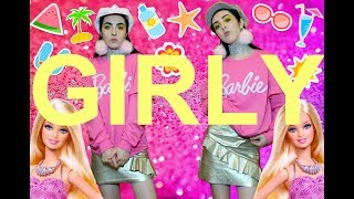 """GIRLY"" FASHION LOOKBOOK (No Frills Twins)"