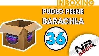 Pudło Pełne Barachła #36 - sierpień 2019 - Inboxing #36