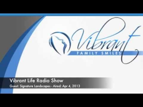 Vibrant Family Radio with Guest Signature Landscapes - Aired: 4/4/2013