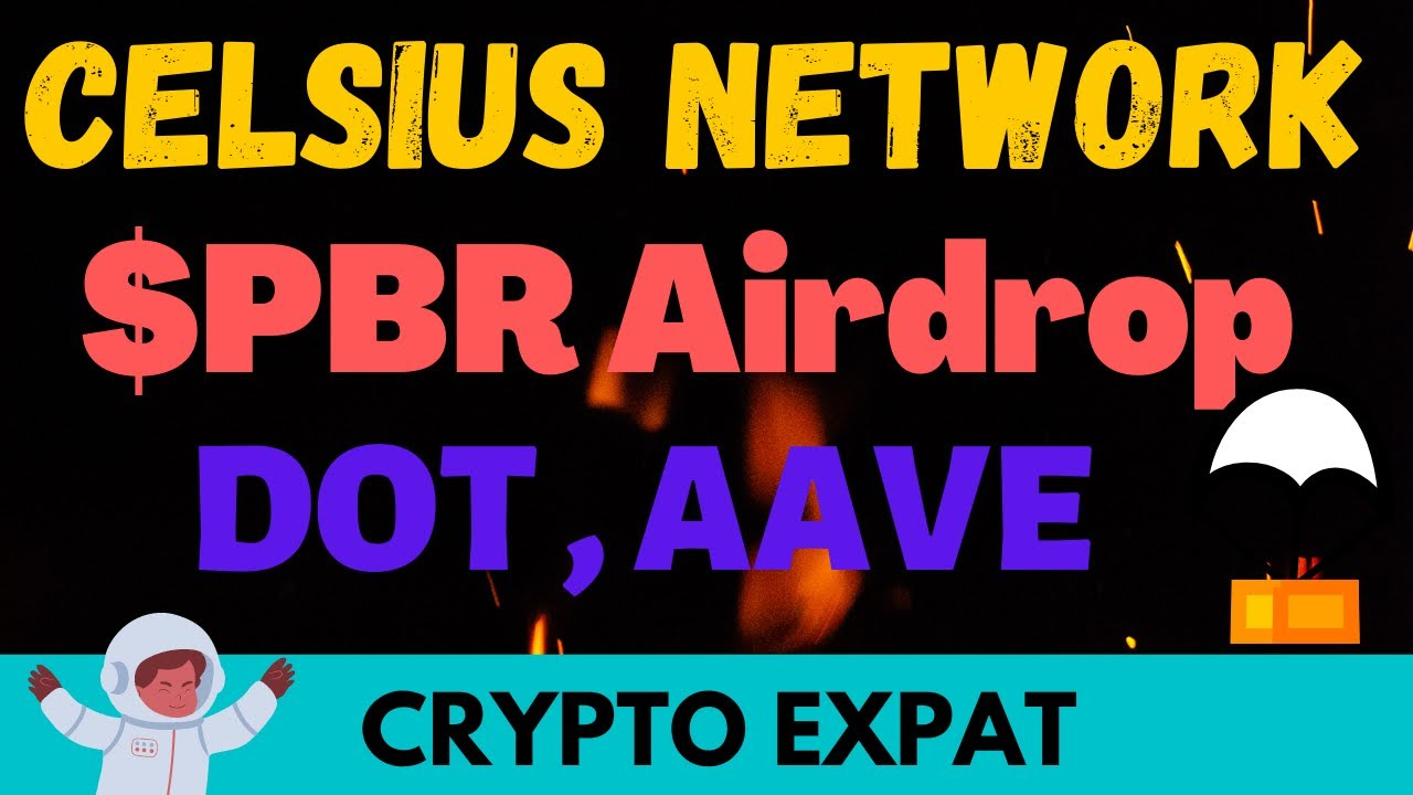 Crypto News ETH ATH, Airdrop, Celsius Network Updates, FAQ's ENJIN,  DOT, AAVE 🚀🚀