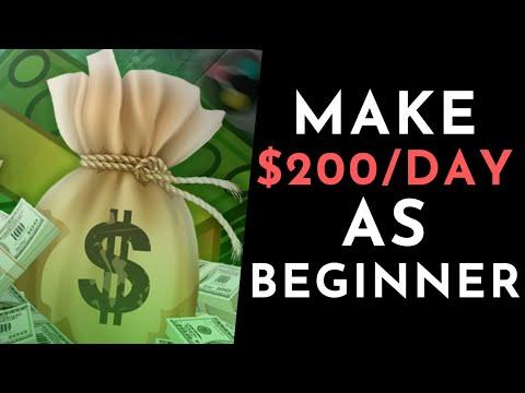 Best Way To Make Money Online As A Broke Beginner In 2020 (%100 WORKING)
