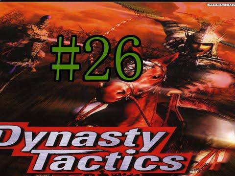 Dynasty Tactics #26 - The Panic Trump [Liu Bei]
