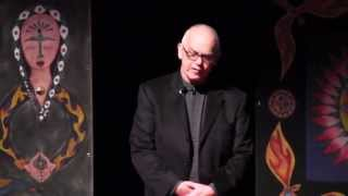 Sacred Matter- Revelations From an Art Heretic: Harvey Chometsky at TEDxPowellRiver