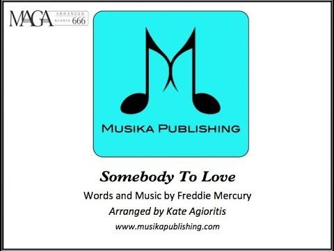 Somebody to Love (Queen) - Flute Quartet