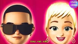 Daddy Yankee Katy Perry Con Calma Tradu o Legendado.mp3
