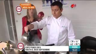 Buen día Uruguay - Móvil con Nela desde Expo Prado 2015 16 de Setiembre de 2015