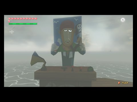 The Legend of Zelda: The Wind Waker HD – Bonus 4: Treasure Charts [2]