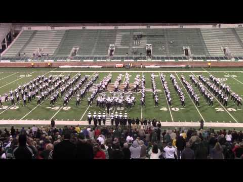 Ohio University Marching 110 Sep 12, 2015 Postgame