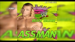 "WWE: ""Ass Man"" (Billy Gunn) Theme Song + AE (Arena Effect)"