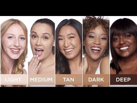 How To Find Your Shade 100 Shade 4 In 1 Love Your Selfie Foundation Concealer Youtube