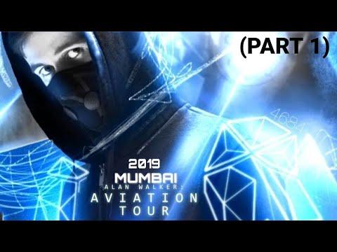 alan-walker-aviation-tour-india-|sunburn-arena-|-part-1-|-intro-|-mumbai-|-2019