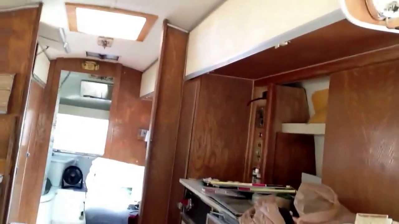 Farmgirl Gourmet 1965 Airstream Overlander Renovation