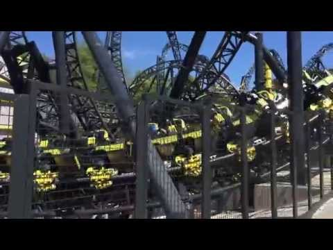 Smiler Accident at Alton Towers (LONGER VERSION) 02/06/2015