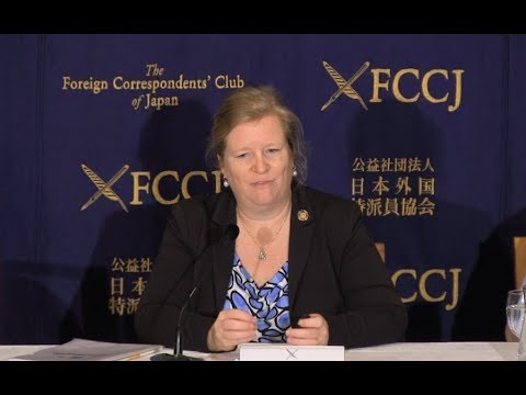 """Christine Lins: """"Rapid Development of Renewables in Asia and Japan"""""""